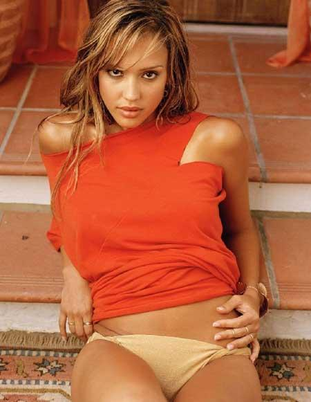 Jessica Alba Sexiest Photo Shoot