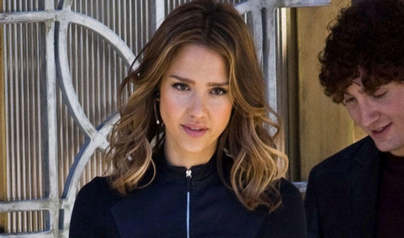 Spy Kids Jessica Alba New Set Picture