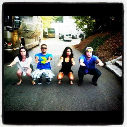 Selena Gomez Crazy Photo