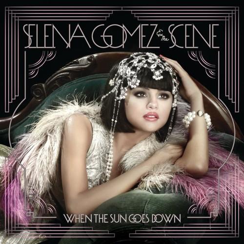 Selena Gomez The Scene Album Wallpaper