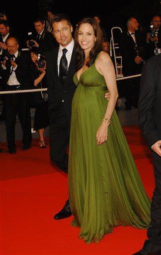 Brad Pitt and Angelina Jolie Public Latest Still