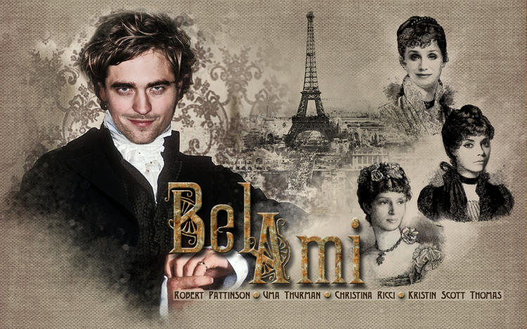 Bel Ami Robert Pattinson Photo