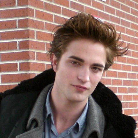Sexiest Man Robert Pattinson Pic