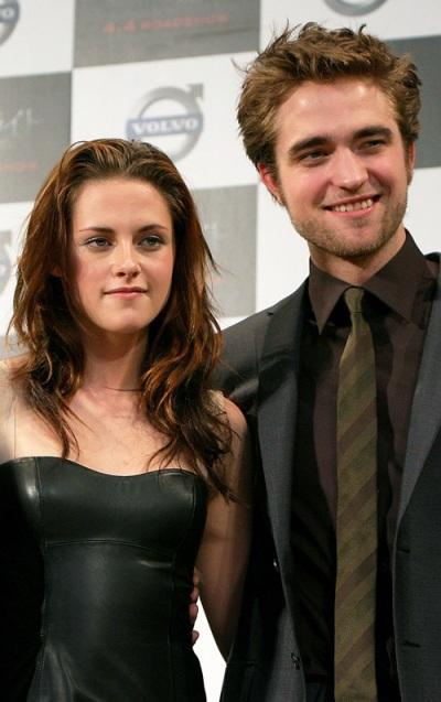 Robert Pattinson and Kirsten Stewart Beauty Still