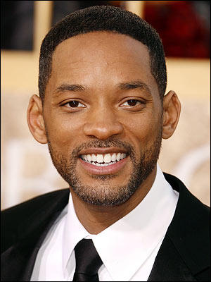 Will Smith Open Smile Pic