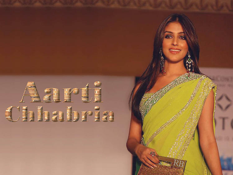Aarti Chhabria Glamour Wallpaper