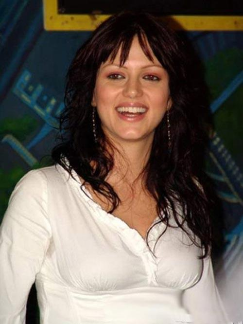 Yana Gupta with beautiful smilling