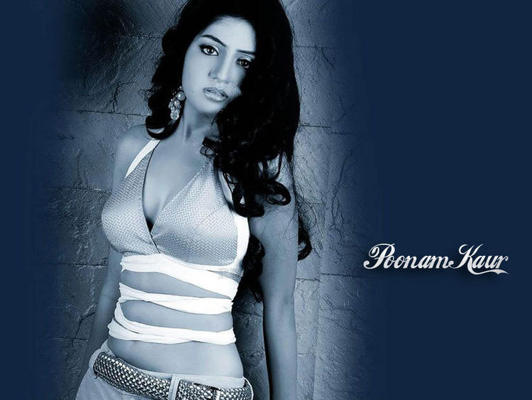 Poonam Kaur Sexy Dressing Wallpaper