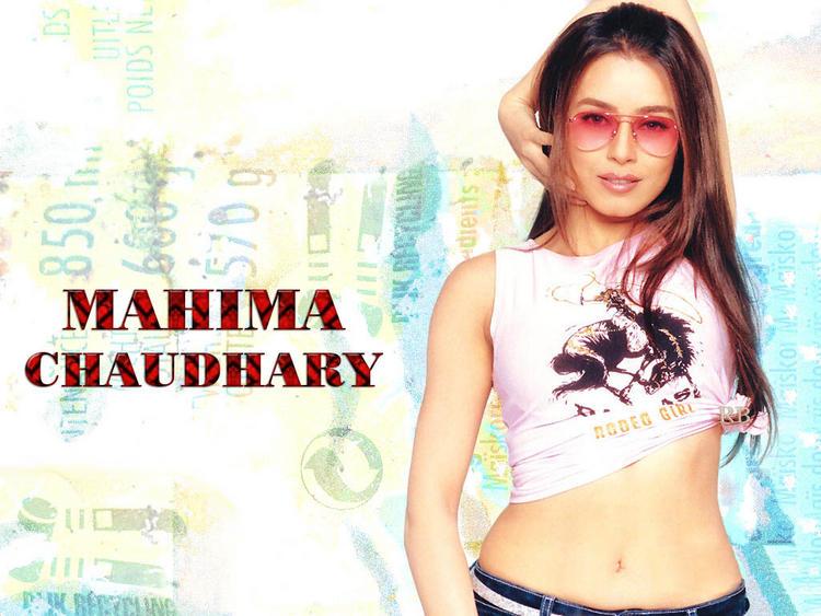 Mahima Chaudhary Stylist Look Wallpaper