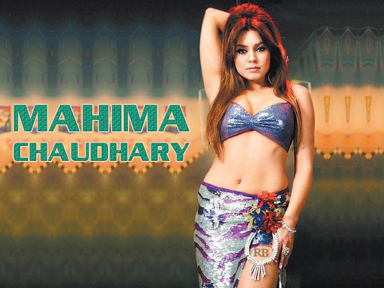 Sizzling Mahima Chaudhary Wallpaper