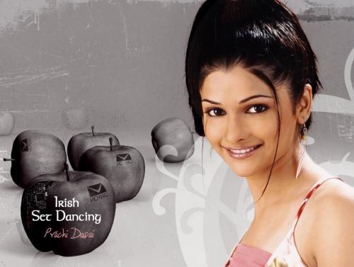 Prachi Desai Hair Style Cute Look Wallpaper
