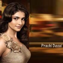 Prachi Desai Romantic Look Wallpaper