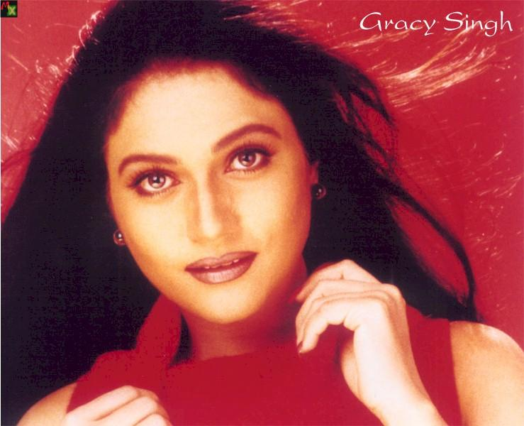 Gracy Singh Red Hot Wallpaper