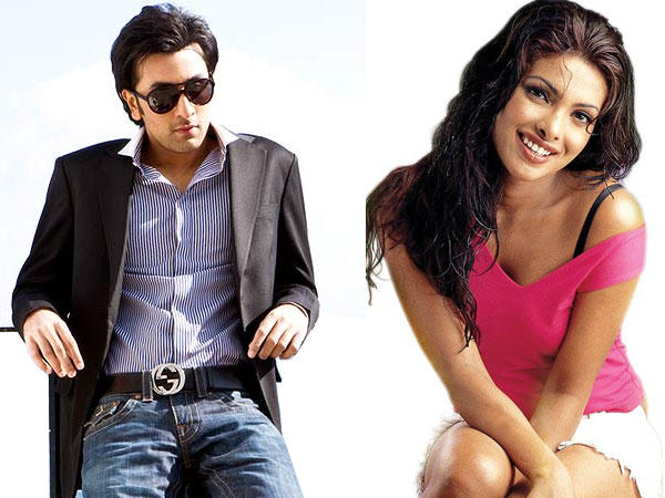 Ranbir kapoor and Priyanka Photo