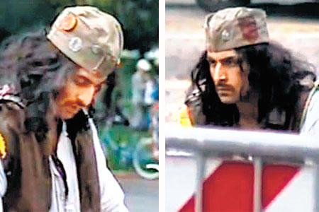 Ranbir Kapoor Latest Devdas Look In Rockstar