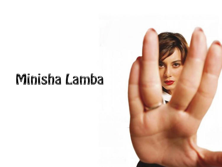 Minisha Lamba Latest Wallpaper