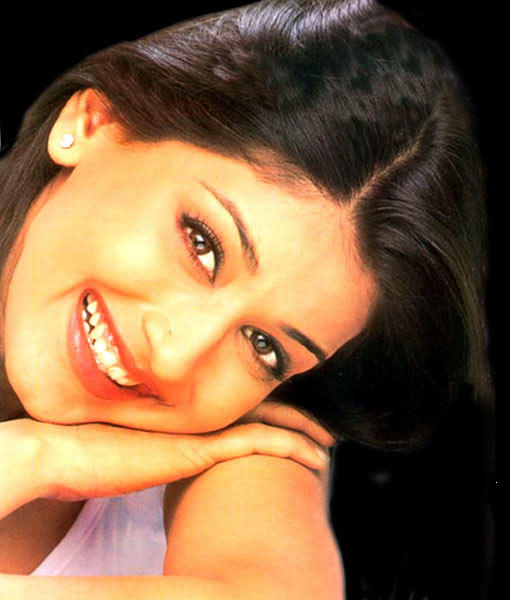 Bolly Beauty Sonali Bendre Gorgeous Smile Pic