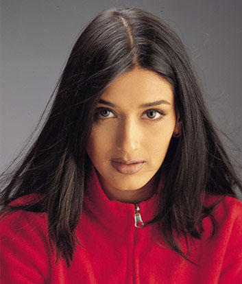 Wallpaper of Bolly Beauty Sonali Bendre