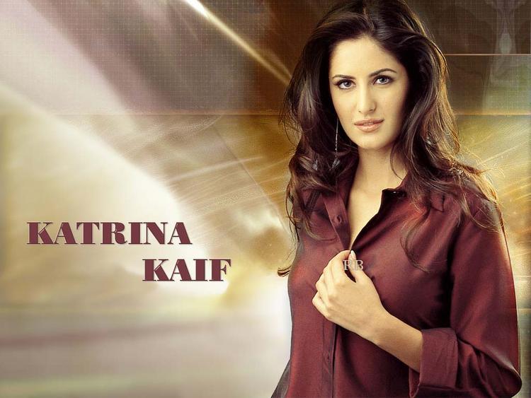 London Beauty Katrina Kaif Wallpaper