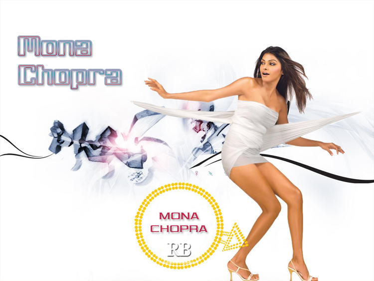 Hot Model Mona Chopra Wallpaper