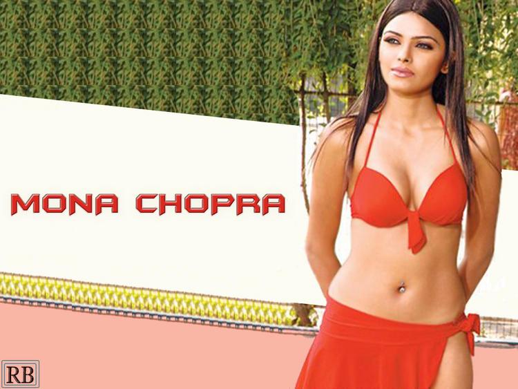 Beautiful Mona Chopra Wallpaper