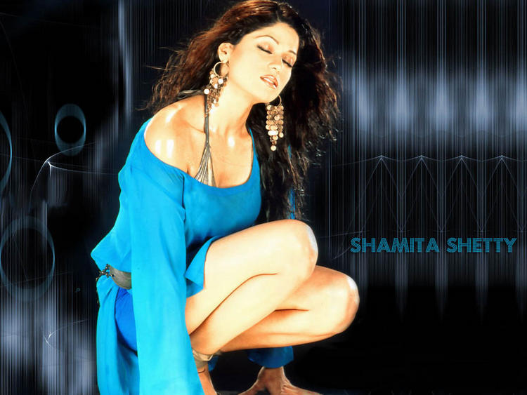 Most Beautiful Shamita Shetty Wallpaper