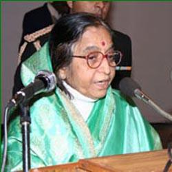Pratibha Patil Latest Press Meet Photo