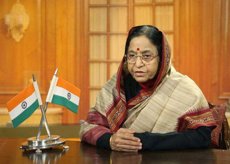 Pratibha Patil Office Photo