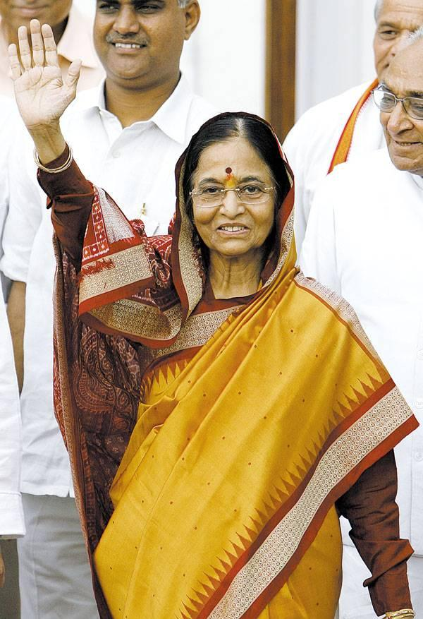 Pratibha Patil India President Full Photo