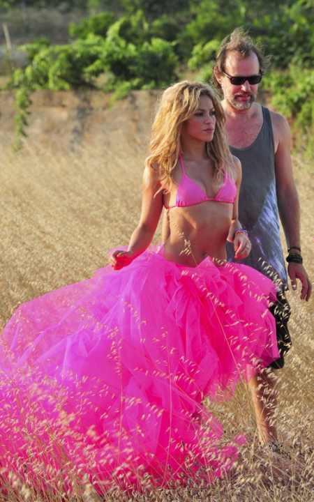 Shakira Waka Waka Latest Pic