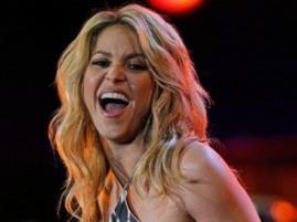 Shakira Latest Hot Cute Still