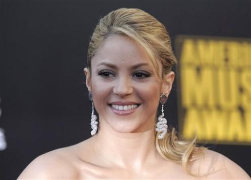 Shakira Sleeveless Dress Awesome Still