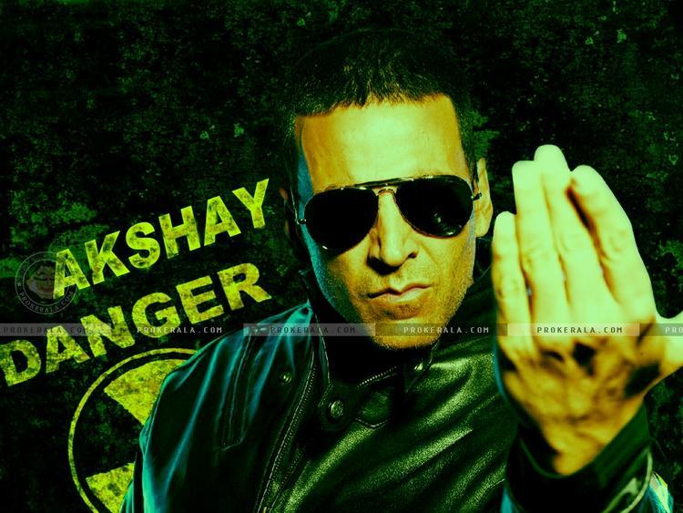 Akshay Kumar HD Hot Wallpaper