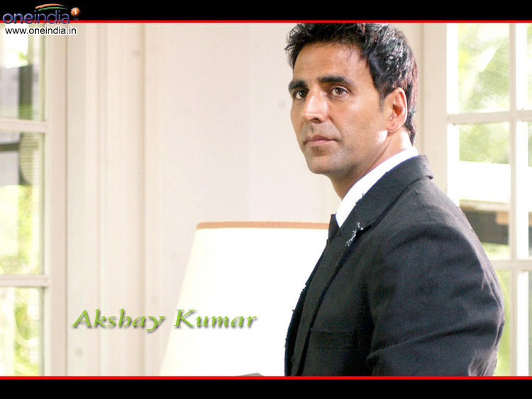 Akshay Kumar HD Wallpaper
