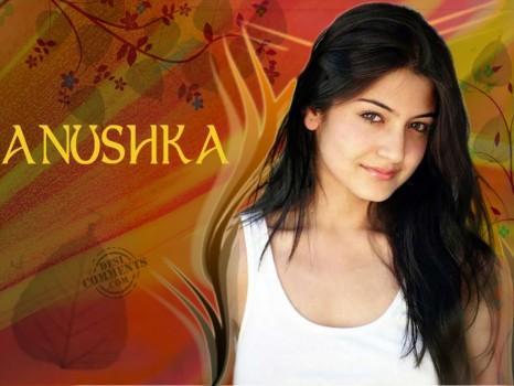 Anushka Sharma Colorful Wallpaper