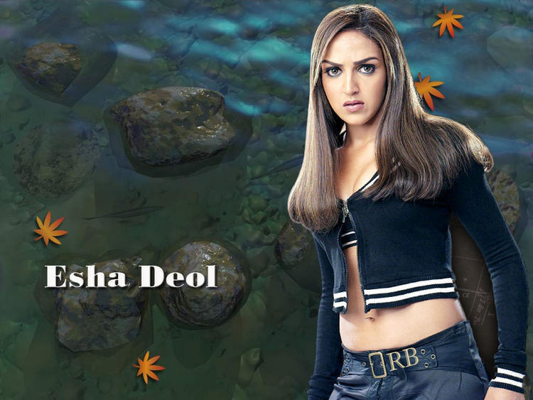 Gorgeous Esha Deol Wallpaper
