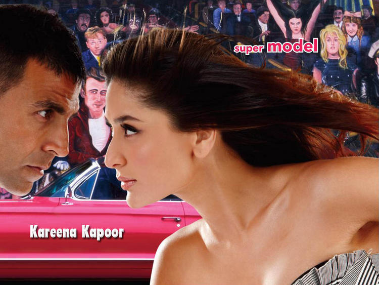 Sizzling Kareena Kapoor Wallpaper