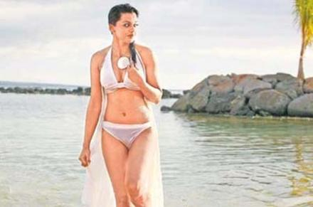 Mugdha Godse Hot Bikini Photo