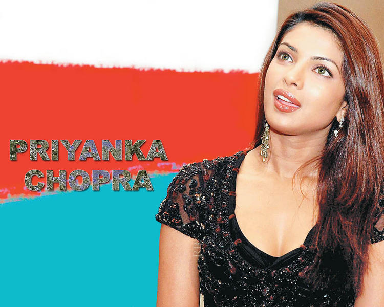 Priyanka Chopra Amazing Look Wallpaper