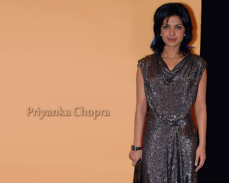 Priyanka Chopra Amazing Dress Wallpaper