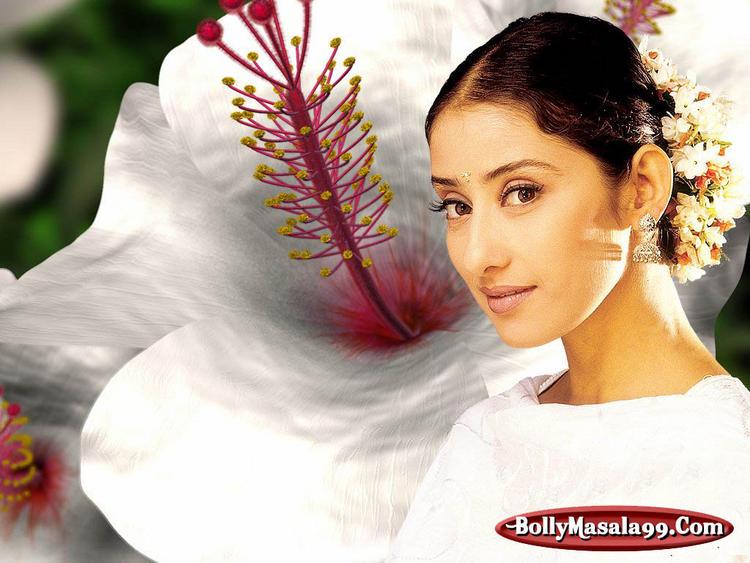 Manisha Koirala Glory Face Wallpaper