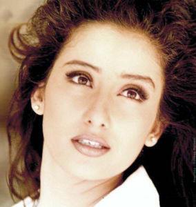 Manisha Koirala Sexy Eyes Look Wallpaper