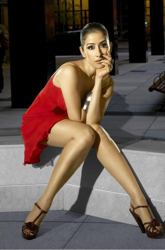 Manisha Koirala Latest Spicy Glamour Still