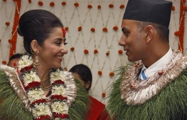 Manisha Koirala Smilling Photo