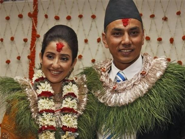 Manisha Koirala Marriage Still