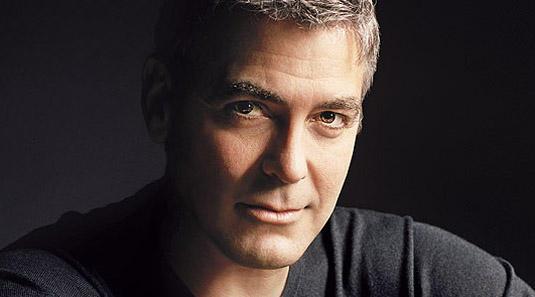 The Descendants George Clooney Pic