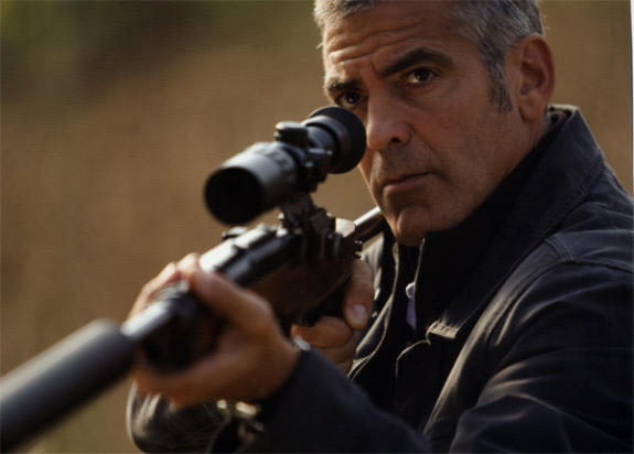 George Clooney Latest Hot Fight Wallpaper