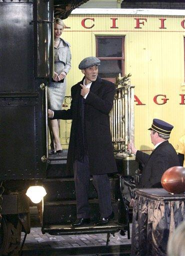 George Clooney Film Pic
