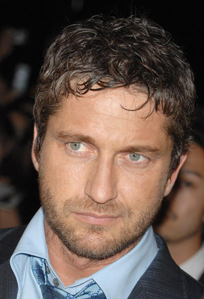 Gerard Butler Sexy Latest Pic