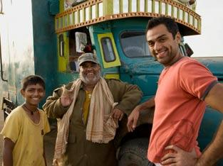 Abhay Deol in Road Movie